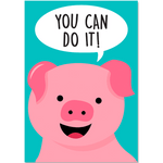 You Can Do It! Farm Friends Inspire U Classroom Display Poster:Primary Classroom Resources