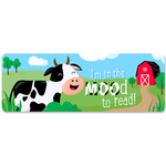 Farm Friends I'm in the MOOd to Read! Bookmarks:Primary Classroom Resources