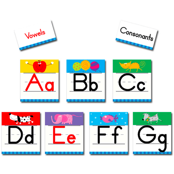Alphabet Bulletin Board Classroom Display Set:Primary Classroom Resources