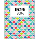 Colour Pop Teacher Record Book:Primary Classroom Resources
