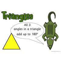 Alligator Angle Posters