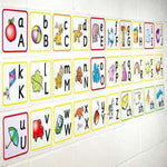 Alphabet Wall Frieze:Primary Classroom Resources