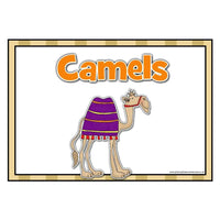 Ancient Egypt Themed Table/Group Signs:Primary Classroom Resources