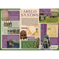 Anglo Saxons Poster:Primary Classroom Resources