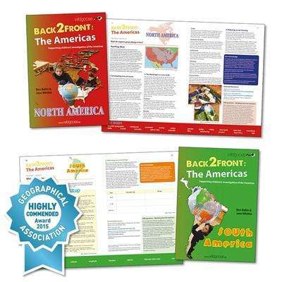 Back to Front: The Americas:Primary Classroom Resources
