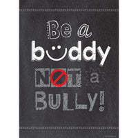 Be a Buddy Not a Bully - Inspire U Poster:Primary Classroom Resources