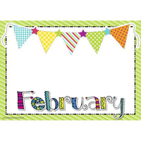 Birthday Bunting Poster Pack:Primary Classroom Resources