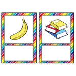 Blank Classroom Objects Cards