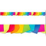 Bold & Bright Sticky Notes Classroom Display Border:Primary Classroom Resources
