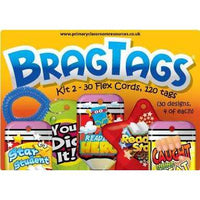 BragTags - Starter Kit 2 - Mixed