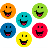 Bright Smiles Hot Spots Classroom Reward Stickers:Primary Classroom Resources