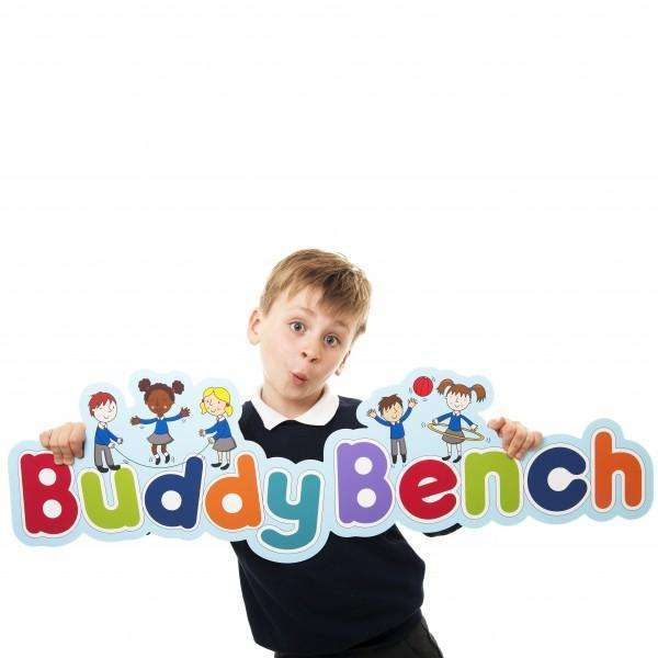 Buddy Bench Sign 3
