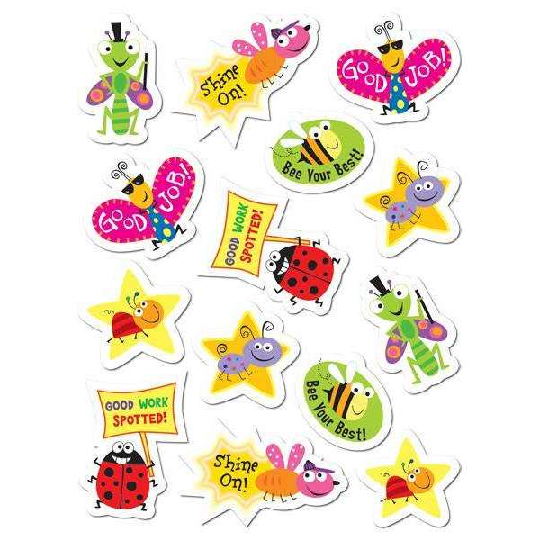 Bugs Stickers:Primary Classroom Resources