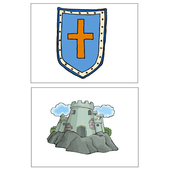 Castles Display Pack:Primary Classroom Resources