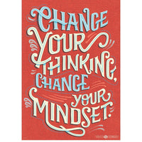 Change your thinking… Inspire U Poster:Primary Classroom Resources