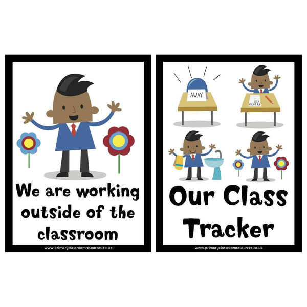 Class Tracker - Child Version