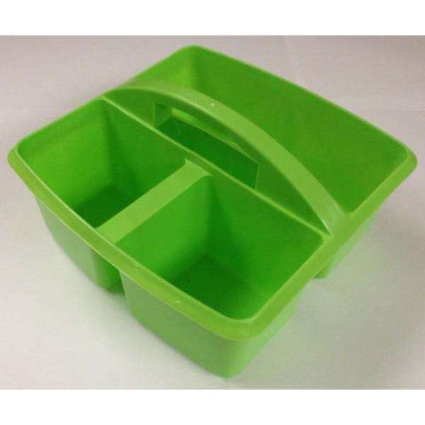 Classroom Table Storage Caddy - Lime Green:Primary Classroom Resources