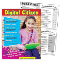 Digital Citizenship Poster (Primary):Primary Classroom Resources