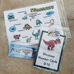 Dinosaurs Pack:Primary Classroom Resources