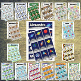 EDITABLE Name Tray & Coat Peg Labels Bundle:Primary Classroom Resources