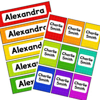 EDITABLE Name Tray & Coat Peg Labels Bundle:Primary Classroom Resources,Digital download / Building blocks