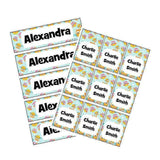 EDITABLE Name Tray & Coat Peg Labels Bundle:Primary Classroom Resources,Digital download / Owls