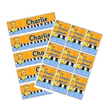 EDITABLE Name Tray & Coat Peg Labels Bundle:Primary Classroom Resources,Digital download / Stars