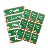 EDITABLE Name Tray & Coat Peg Labels Bundle:Primary Classroom Resources,Digital download / Wise owl