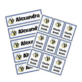 EDITABLE Name Tray & Coat Peg Labels Bundle:Primary Classroom Resources,Digital download / Busy bee