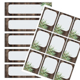 EDITABLE Name Tray & Coat Peg Labels Bundle:Primary Classroom Resources,Digital download / Dark Wood & Eucalyptus