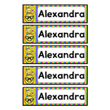 Personalised Name Tray Labels