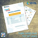 English Activity Book - KS1 (6/7 years):Primary Classroom Resources