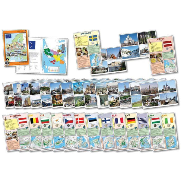 European Union Pack:Primary Classroom Resources