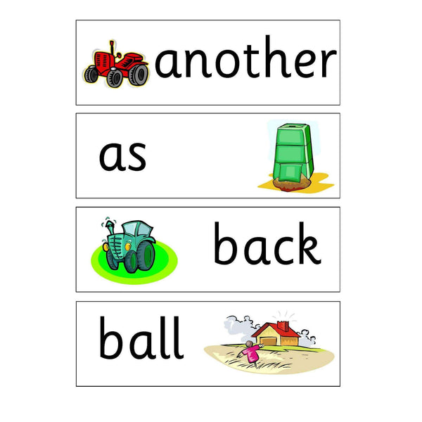 Farm Year 1 and 2 Keywords:Primary Classroom Resources