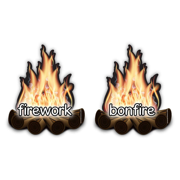Fireworks Vocabulary Pack