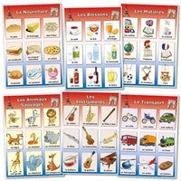 French Poster Sets 4:Primary Classroom Resources