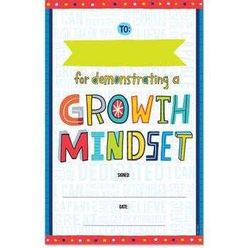 Growth Mindset Awards:Primary Classroom Resources