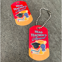 Headteacher's Award BragTags Classroom Rewards:Primary Classroom Resources