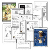 History Helper - Ancient Egypt - People's Lives:Primary Classroom Resources