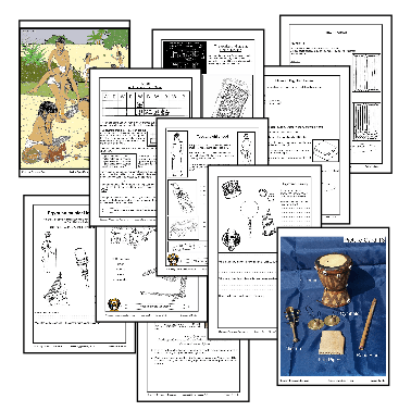 History Helper - Ancient Egypt - People's Lives