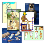 History Helper - Ancient Egypt - Picture Cards