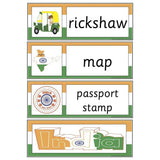 India Flashcards:Primary Classroom Resources