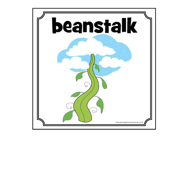 Jack and the Beanstalk Story Cards:Primary Classroom Resources