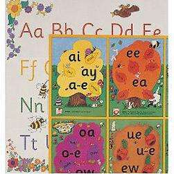 Jolly Phonics - Alternative Spelling and Alphabet Posters:Primary Classroom Resources