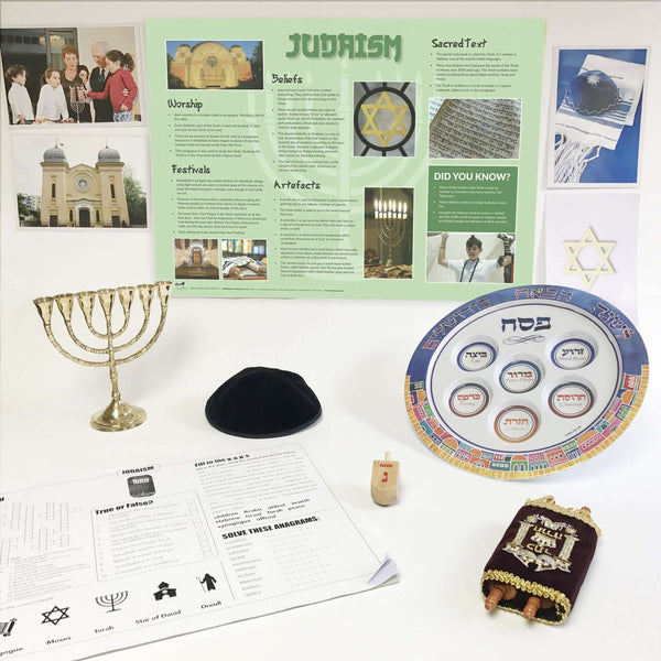 Judaism Artefacts Pack:Primary Classroom Resources