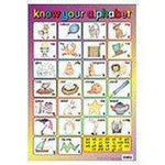 Know Your Alphabet Poster:Primary Classroom Resources