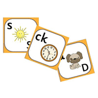 Letters and Sounds Phase 2 Phoneme Frieze Cards:Primary Classroom Resources