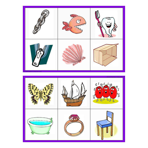 Letters and Sounds Phase 3 Matching Game:Primary Classroom Resources