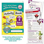 Letters and Sounds Phase 5 Activity Book 2:Primary Classroom Resources