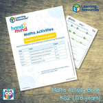 Maths Activity Book - Suitable for KS2 (7/8 years):Primary Classroom Resources